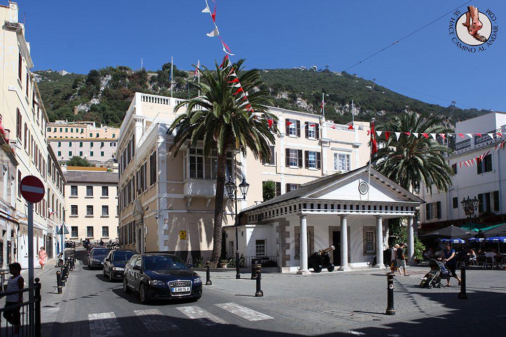 Guardia del Gobernador Gibraltar
