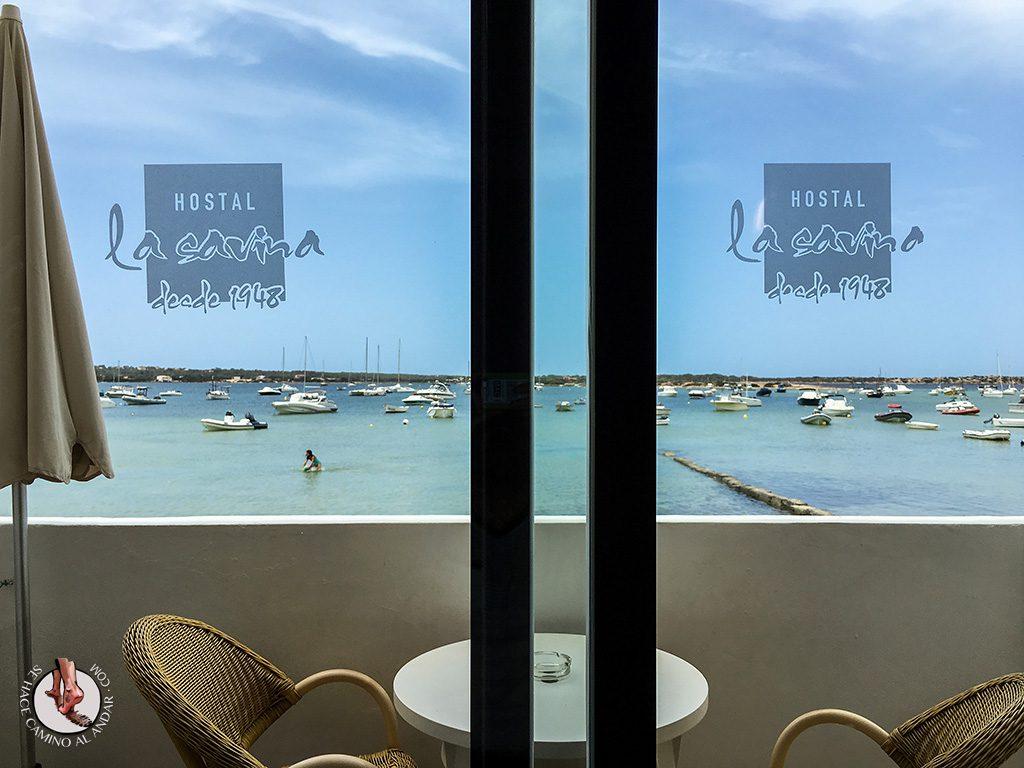 Hostal La Savina Formentera