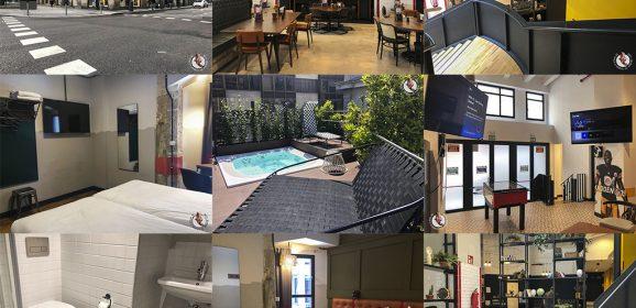 Hostel Generator, un hostel barato en Madrid centro ¡y con jacuzzi!