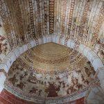 Las iglesias pintadas de Álava (auténticas joyas medievales de Euskadi)