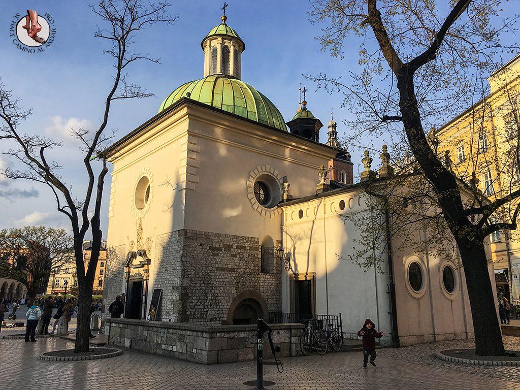 Iglesia San Adalberto Cracovia