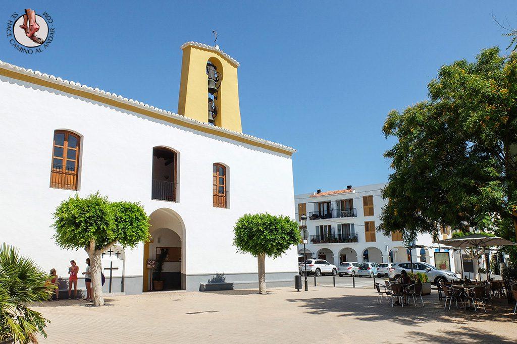 Iglesia Santa Gertrudis Ibiza