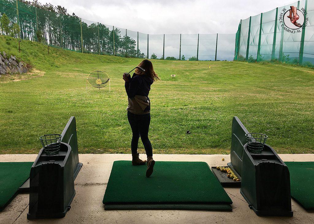Iniciación al Golf Urgoiti Mungia