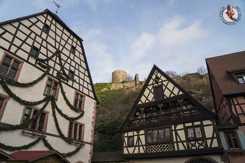 Kaysersberg castillo ubicacion