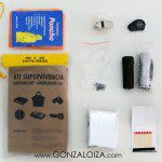 Kit de Supervivencia del viajero