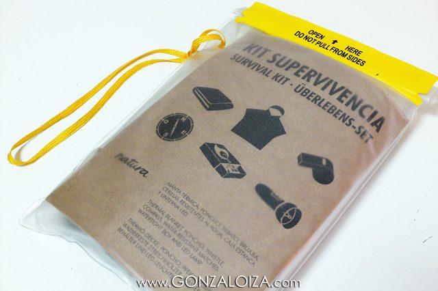 Kit de Supervivencia del viajero 2 chalo84