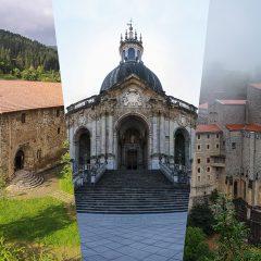 La Ruta de los 3 templos: Loiola, La Antigua y Arantzazu