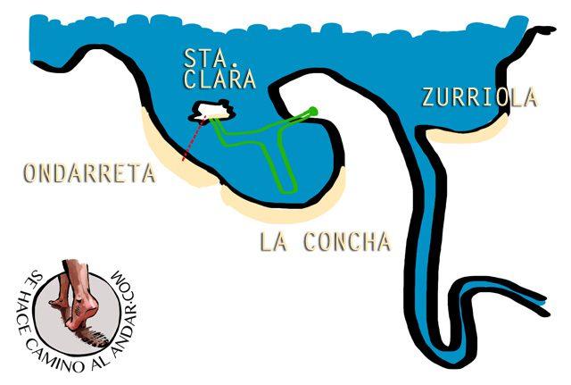 Las 4 playas de Donostia chalo84