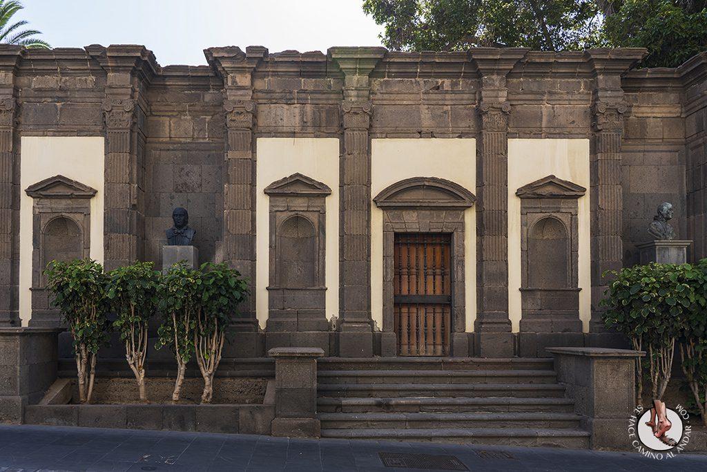 Las Palmas plaza de santa ana