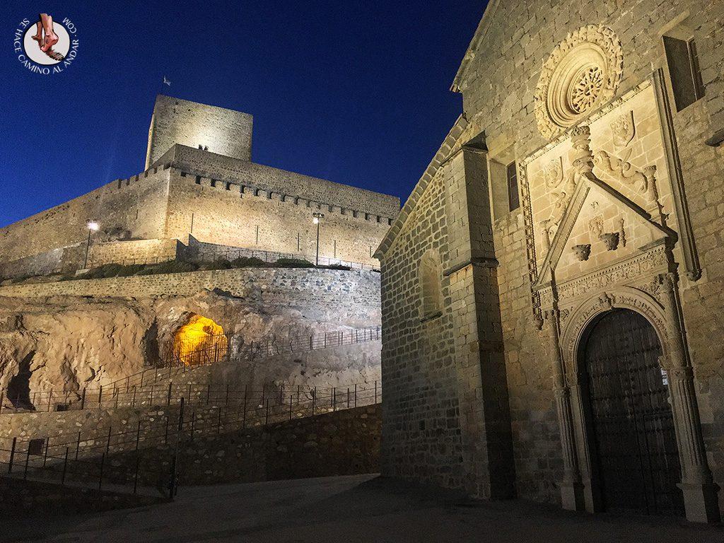 Lugares he visitado Alcaudete