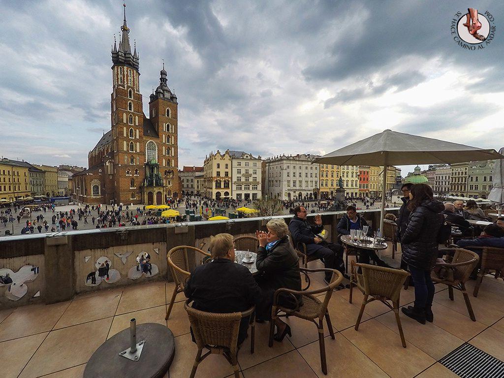 Lugares he visitado Cracovia