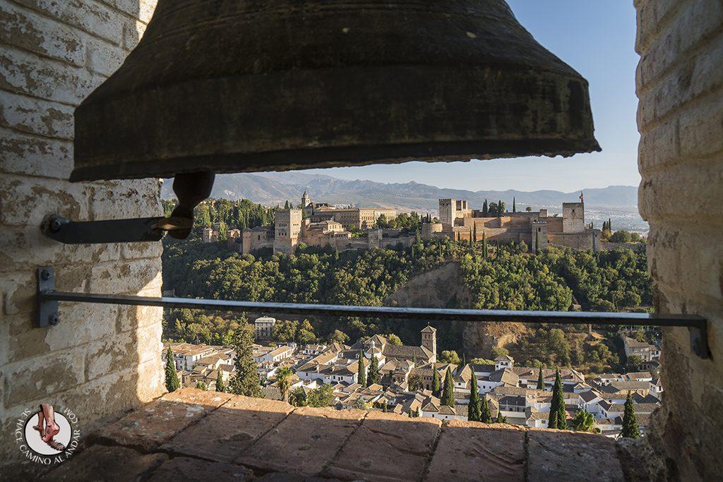 Lugares he visitado Granada