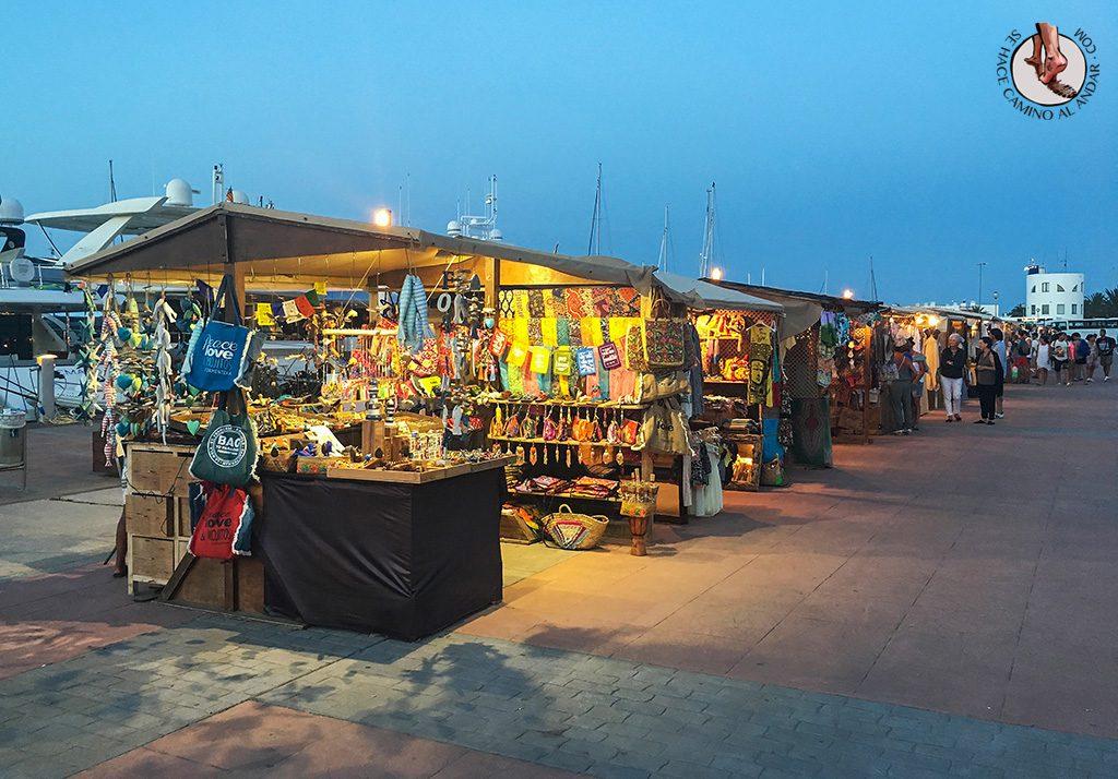 Mercadillos Formentera