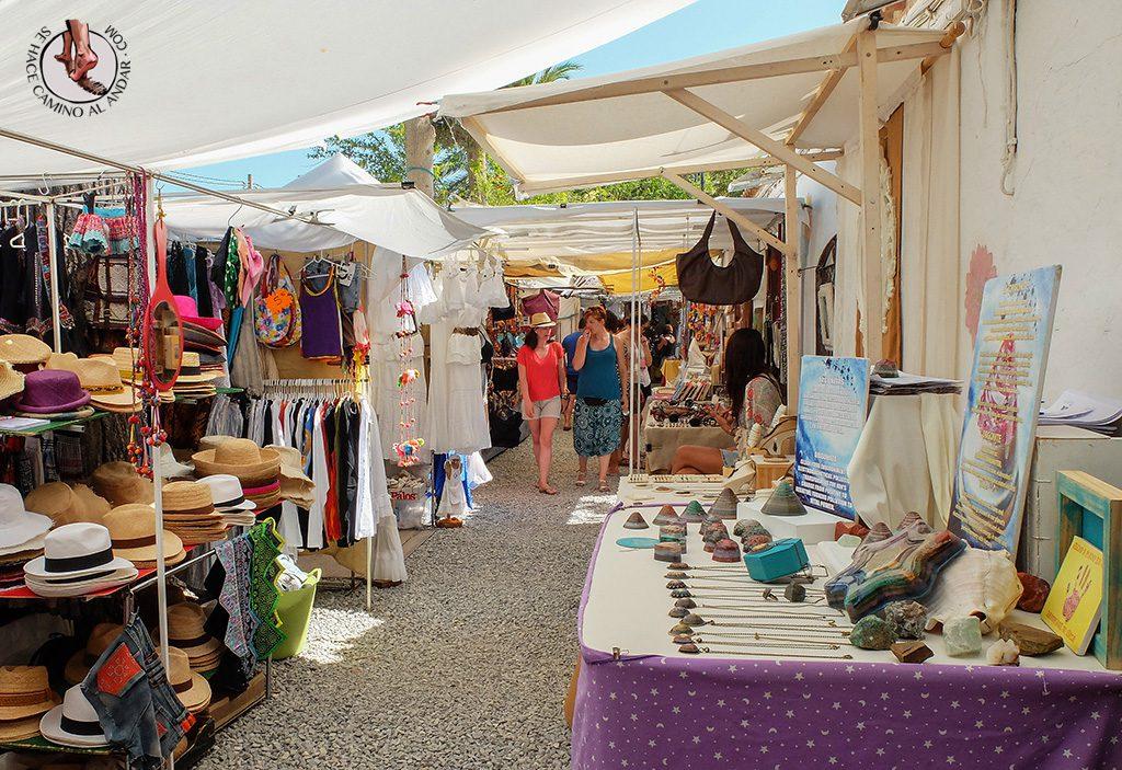 Mercado Hippie Las Dalias