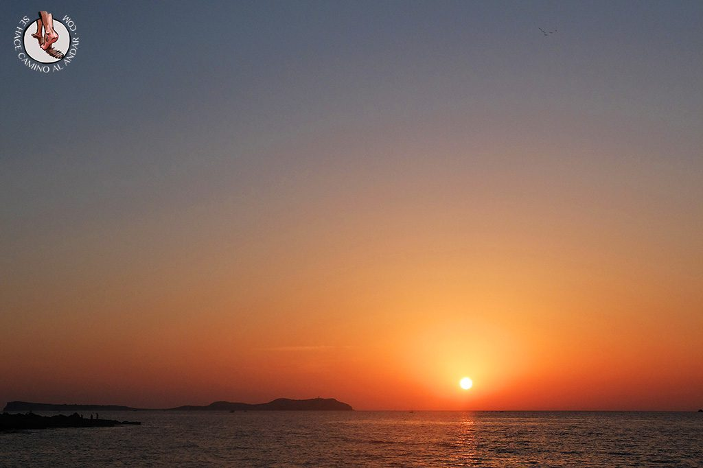 Mirador atardecer Ibiza