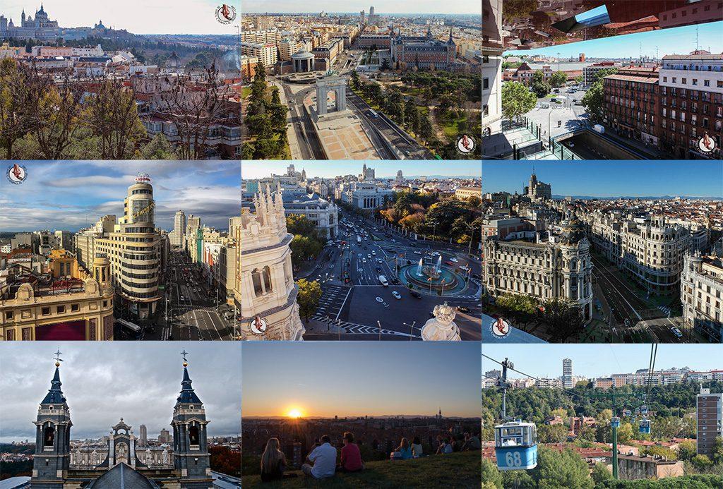 Miradores de Madrid mejores vistas