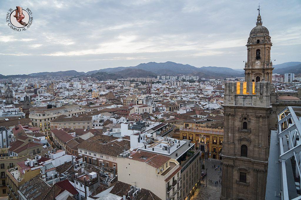 Miradores de Málaga AC Málaga Palacio