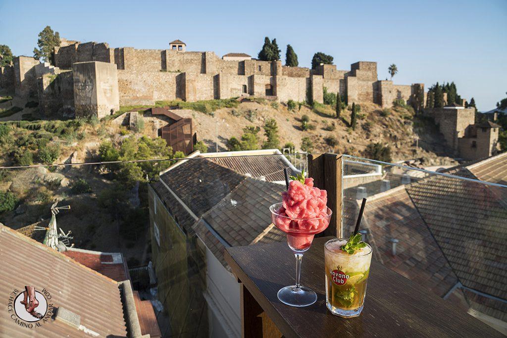 Miradores de Málaga Alcazaba premium hostel