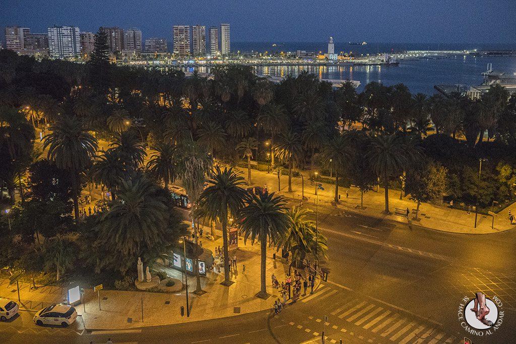 Miradores de Málaga Hotel Molina Larios Malagueta