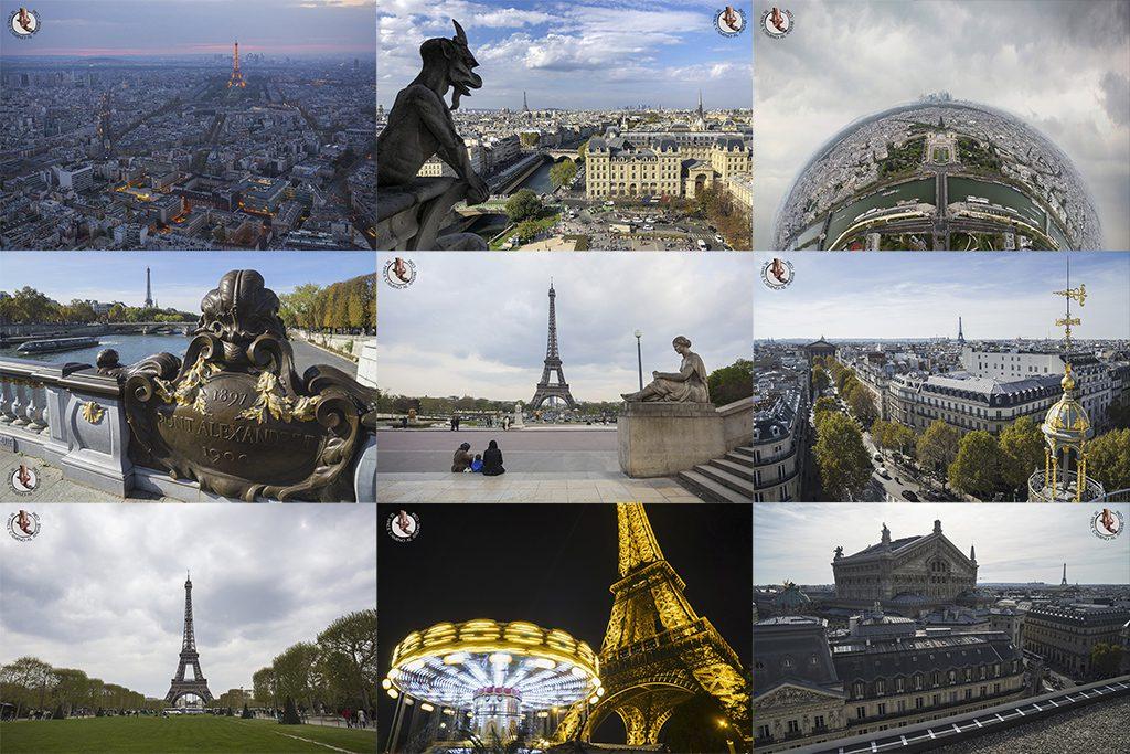 Miradores de Paris mejores vistas
