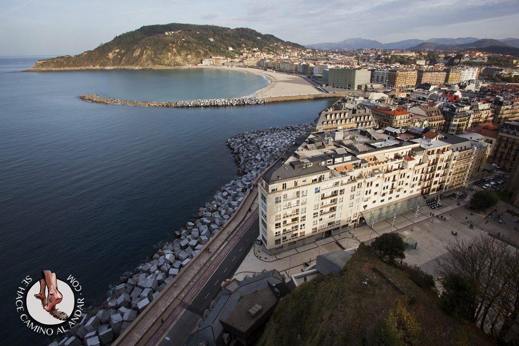 Miradores de San Sebastián Baluarte del Mirador Urgull