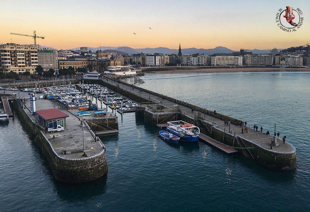 Miradores de San Sebastián Paseo de los curas