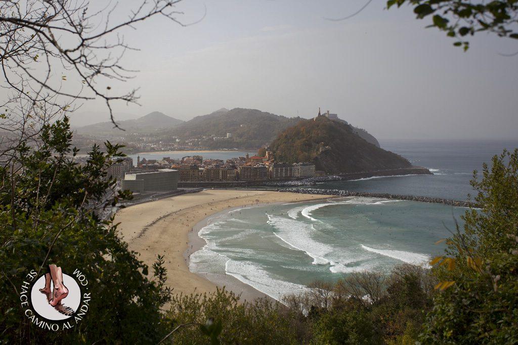 Miradores de San Sebastián Ulia