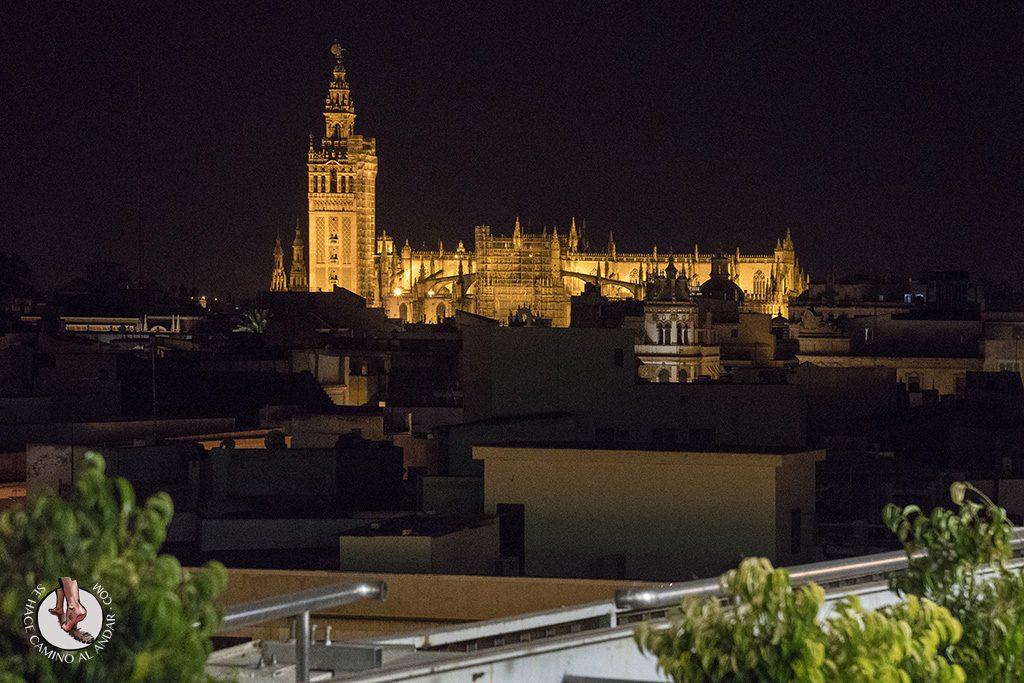Miradores de Sevilla El Corte Ingles Gourmet Experience