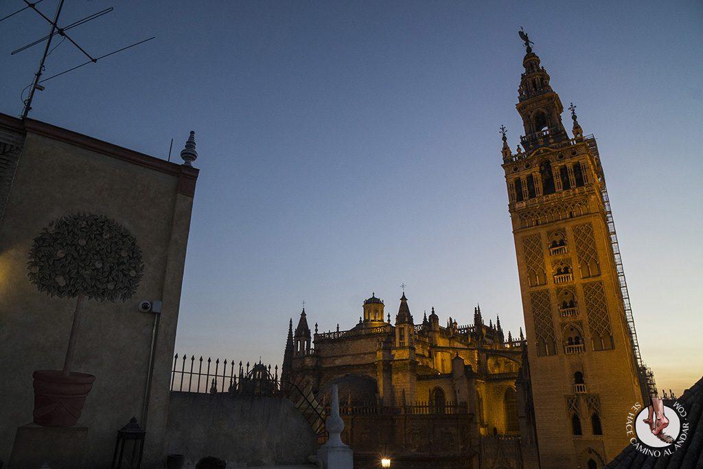 Miradores de Sevilla Hotel Doña María