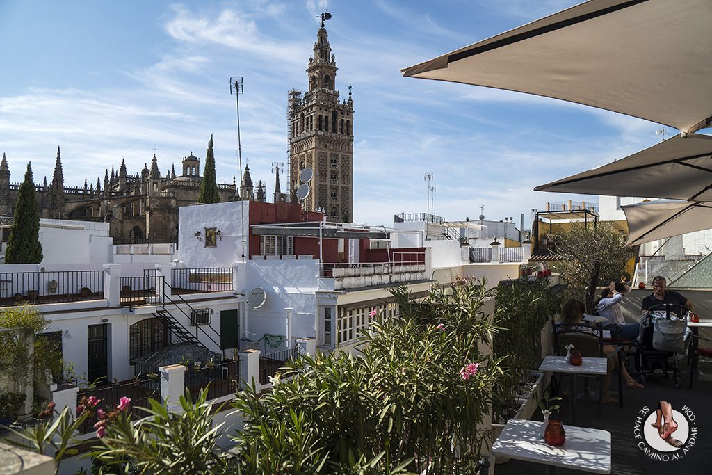 Miradores de Sevilla Hotel Palacio del Alcazar