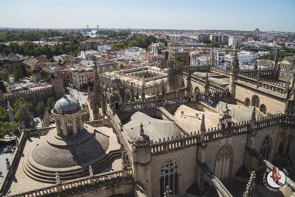 Miradores de Sevilla La Giralda