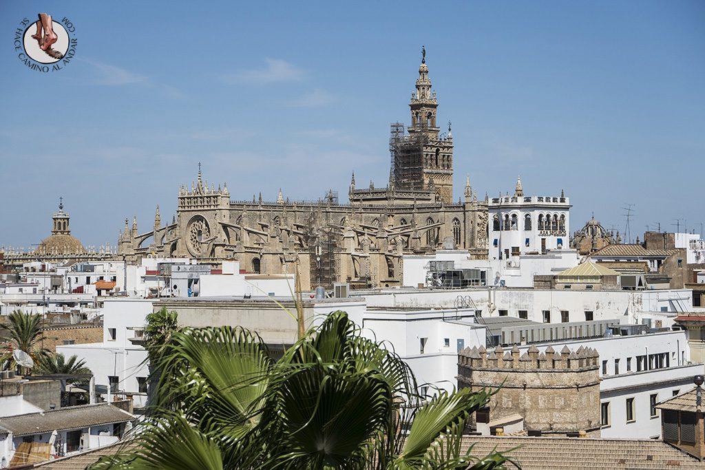 Miradores de Sevilla Torre del Oro