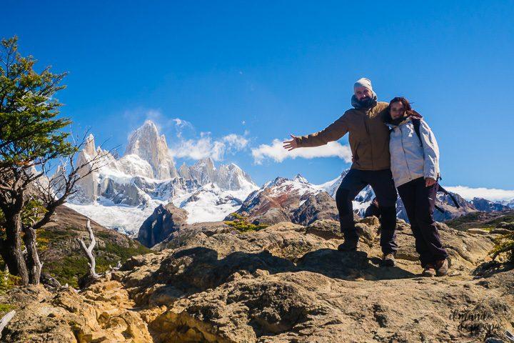 Monte Fitz Roy, Argentina