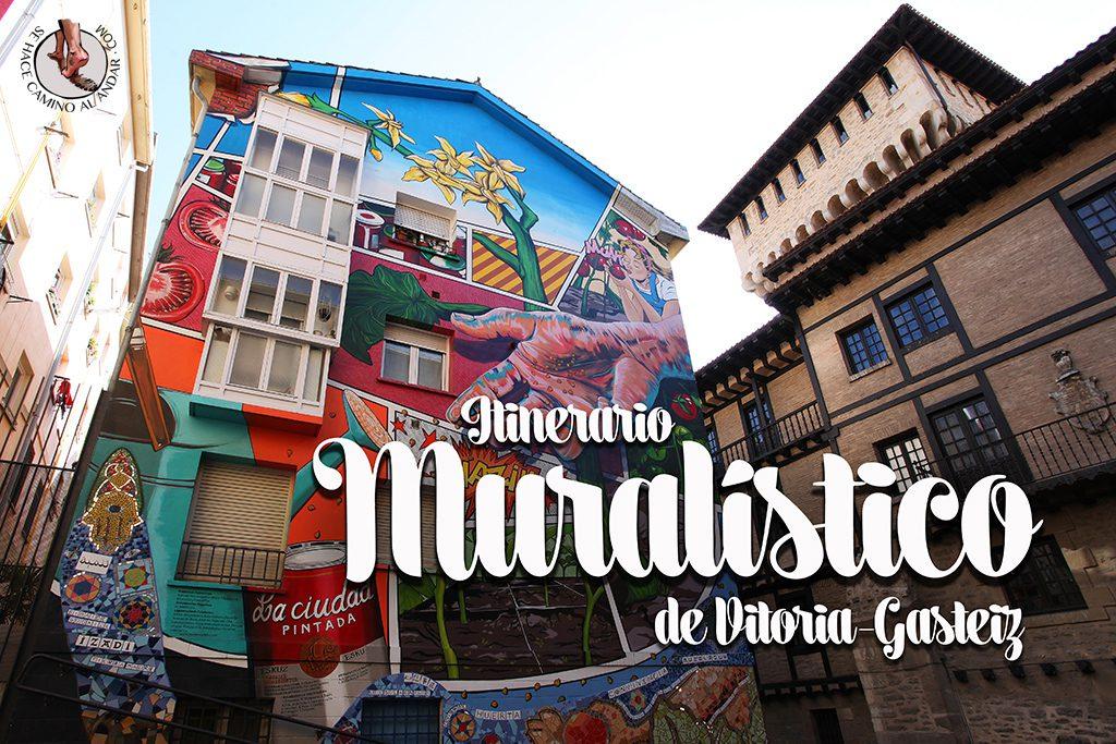 Murales de Vitoria Gasteiz IMVG