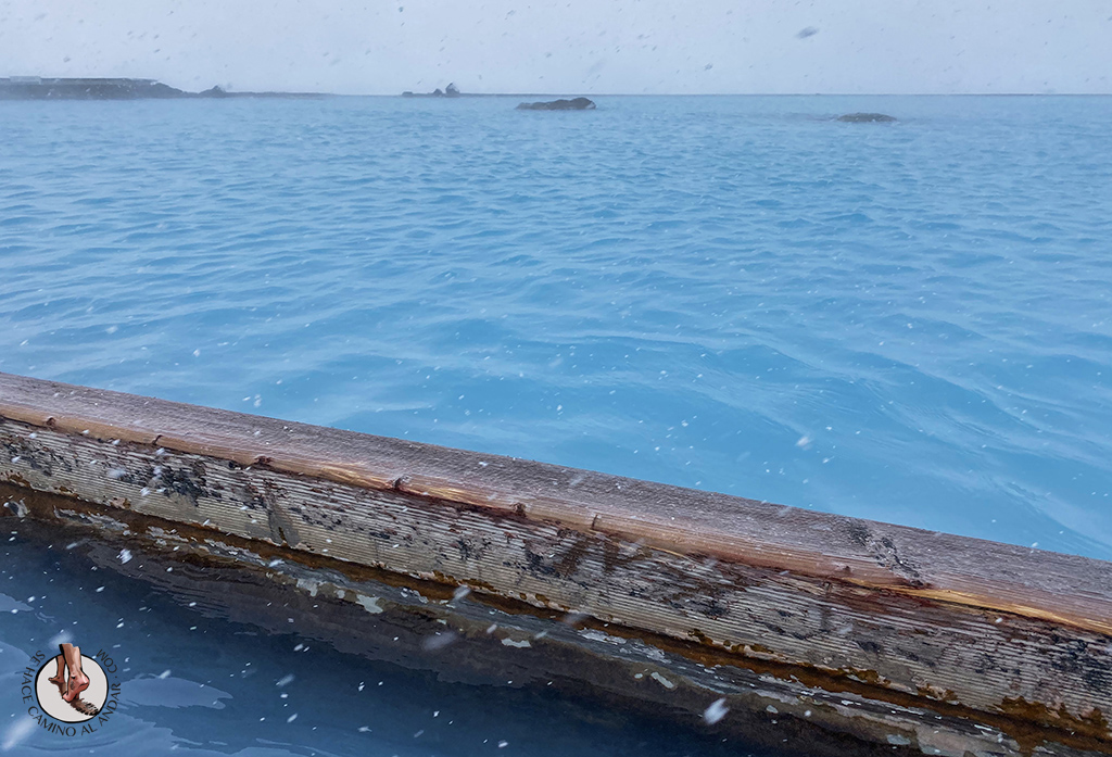 Myvatn Nature Baths agua color