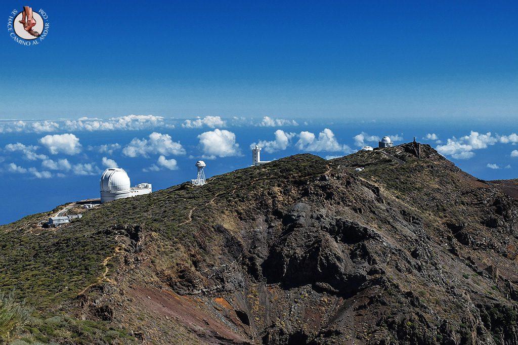 Observatorio Roque de los Muchachos
