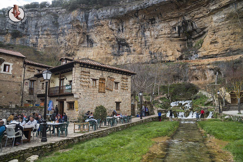 Orbaneja del Castillo bares restaurantes