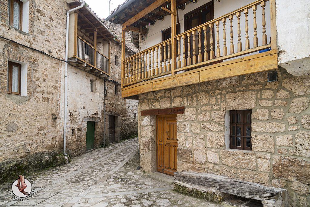 Orbaneja del Castillo calles