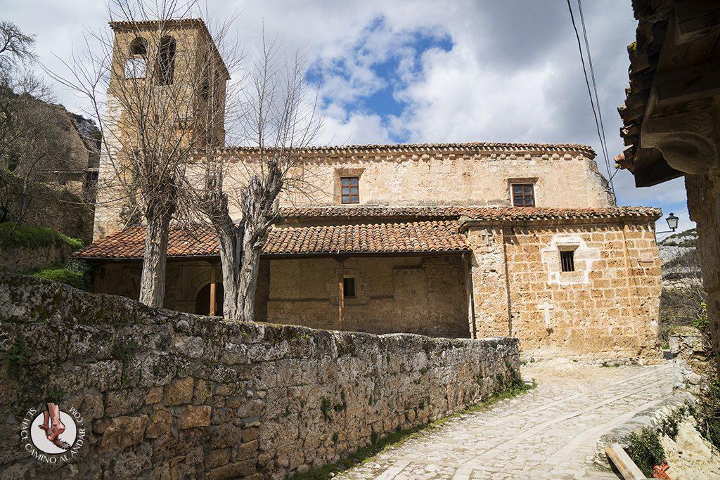 Orbaneja del Castillo iglesia
