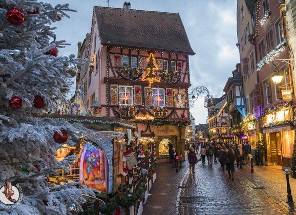 Organizar un viaje a Alsacia en Navidad