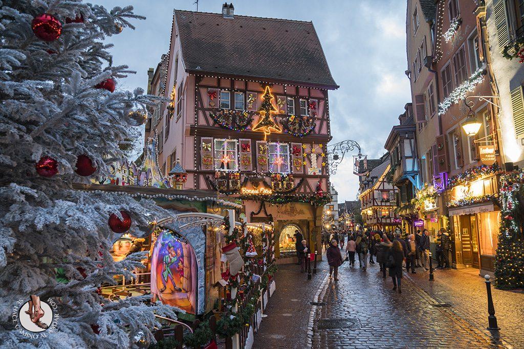 Organizar un viaje a Alsacia en Navidad Colmar