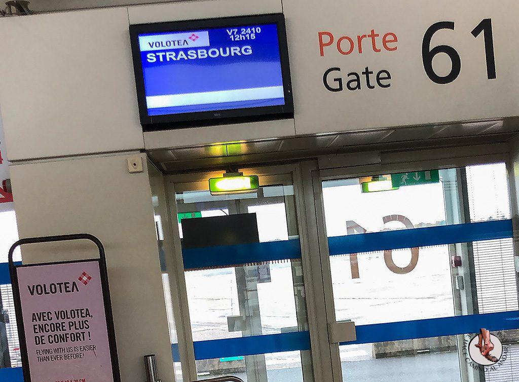 Organizar un viaje a Alsacia en Navidad Estrasburgo aeropuerto