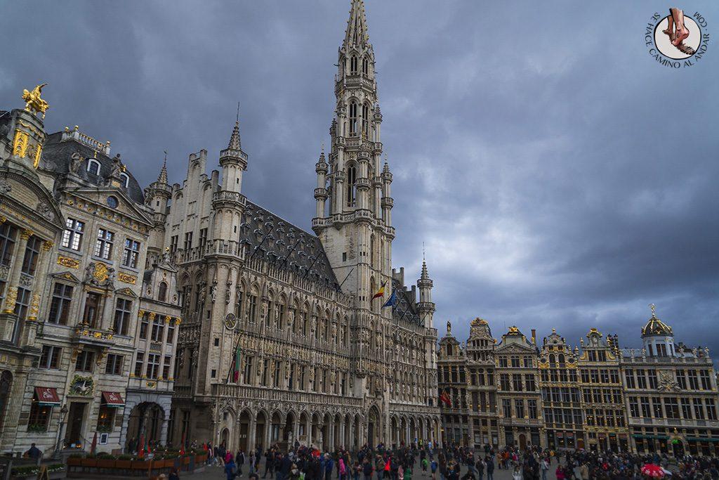 Organizar un viaje a Bruselas