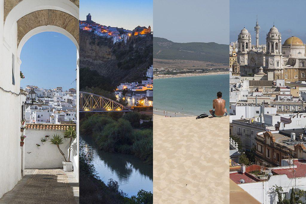 Organizar un viaje provincia de Cadiz