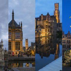 Organizar un viaje a Bruselas, Gante, Brujas y Amberes (y más)