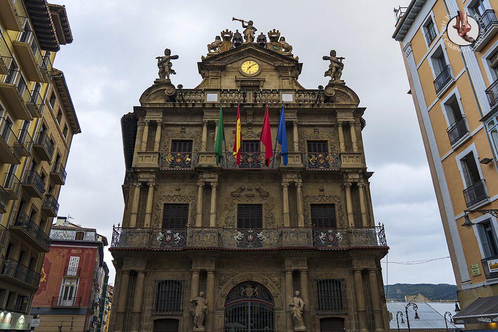 que ver en Pamplona ayuntamiento