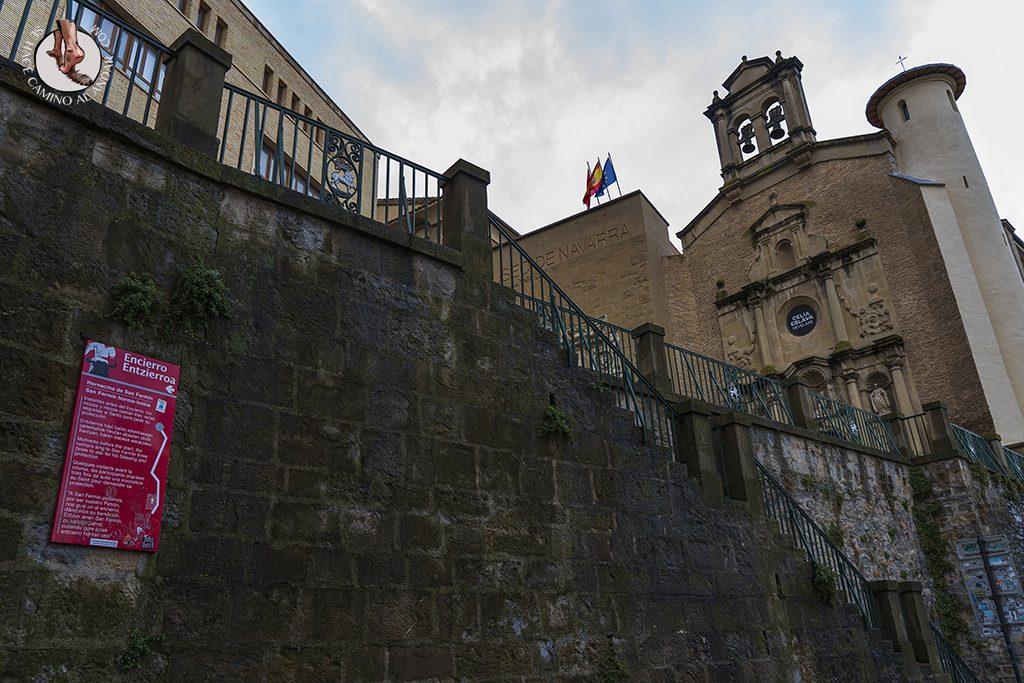 Pamplona encierro recorrido