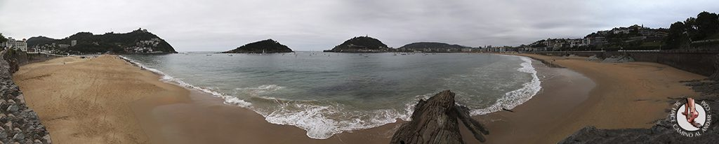Panoramica Bahia Concha Pico del Loro