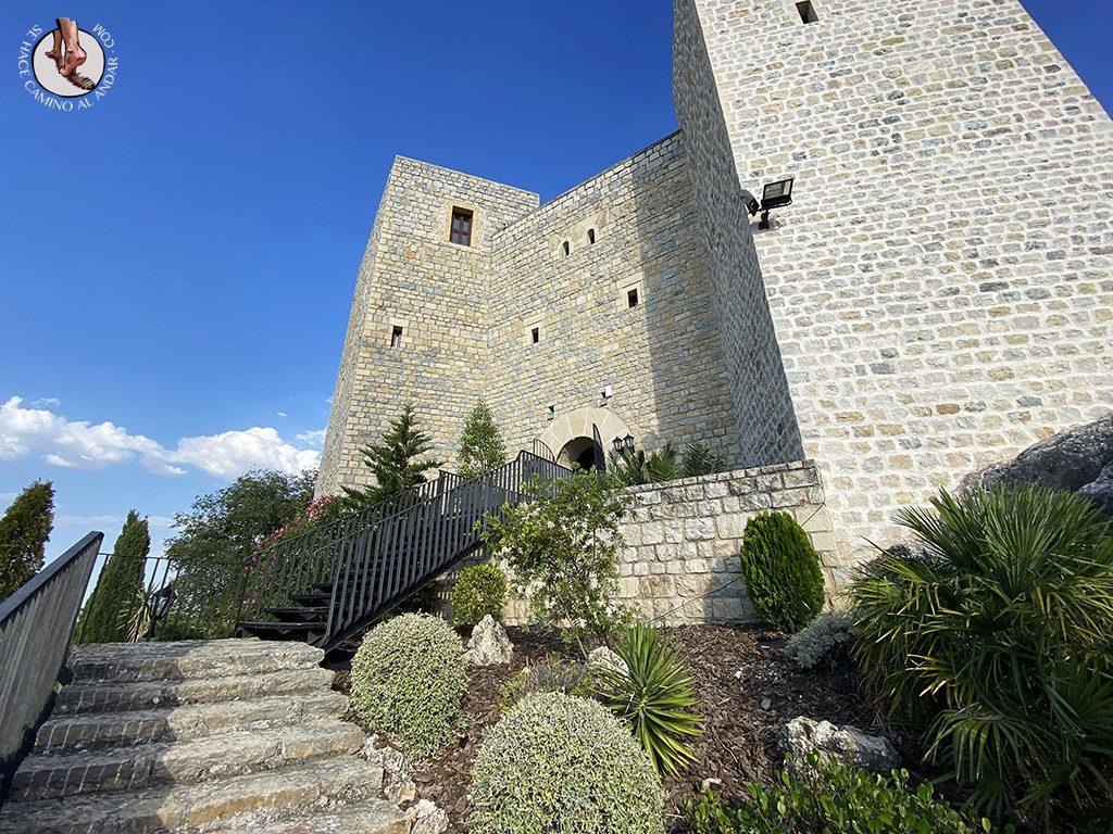 Parador jaen castillo
