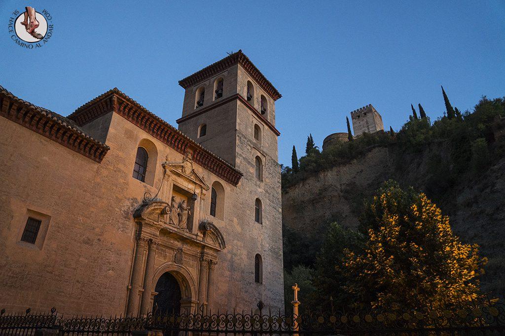 Parroquia de San Pedro y San Pablo Granada